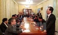 Vietnam y Argelia por concretar los compromisos bilaterales