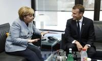 Francia y Alemania llaman a la implementación de una solución pacífica en el Este ucraniano