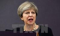 Primera ministra británica remodelará su gabinete