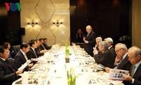 Empresas portuguesas expresan interés en operar en Vietnam