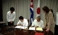 Japón dona 10 millones de dólares para labores de higiene en La Habana