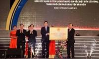 Reconocen al Templo de Cua Ong como sitio histórico nacional especial