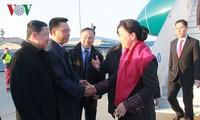 Presidenta parlamentaria de Vietnam visita Países Bajos
