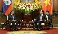 Fomentan relaciones entre Vietnam y Laos