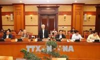 Debaten resultados del reforzamiento del Partido Comunista de Vietnam