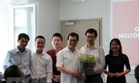 Inauguran una agrupación oficial de intelectuales y expertos vietnamitas en Suiza