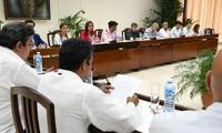 Gobierno colombiano finaliza quinta rueda de diálogos con ELN sin acuerdo de cese al fuego bilateral