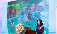 Lanzan programa de prevención de ahogamiento infantil en Vietnam