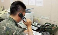 สหประชาชาติอนุญาตให้สองภาคเกาหลีฟื้นฟูโทรศัพท์สายด่วนทางทหาร