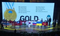 Vietnam logra éxito en concursos internacionales de Física y Química