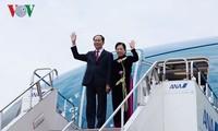 Tran Dai Quang 국가주석, 이집트 및 에티오피아 국빈방문
