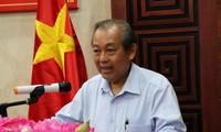 Aprecian contribuciones de jóvenes empresarios vietnamitas