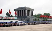 Conmemoran los 49 años de la ejecución del testamento del presidente Ho Chi Minh