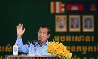Hun Sen presta juramento como primer ministro de Camboya