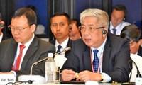 Vietnam activa en la décima Reunión de Ministros de Defensa Asean-Japón