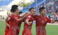 Fútbol vietnamita mantiene primer puesto en sudeste asiático, según FIFA