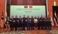 Asean pide garantía de paz y estabilidad en el Mar del Este