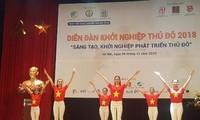 Promueven el emprendimiento en Hanói