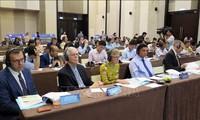 Revisan el proyecto de descontaminación de la dioxina en el aeropuerto de Da Nang