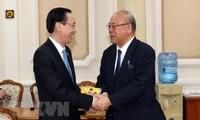 Ciudad Ho Chi Minh facilitará al máximo la celebración del festival Japón-Vietnam