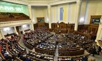 Ucrania elegirá presidente en marzo de 2019