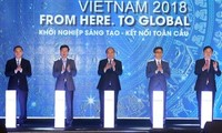 Primer ministro de Vietnam urge a promover el espíritu emprendedor