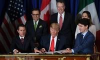 Líderes de Estados Unidos, México y Canadá valoran importancia de nuevo acuerdo trilateral