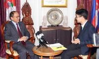Visita del primer ministro impulsará las relaciones con Vietnam, afirma funcionario camboyano