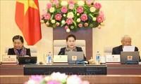 Fijan fecha para trigésima sesión del Comité Permanente de la Asamblea Nacional de Vietnam