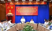 Premier trabaja con autoridades de provincia de Bac Lieu