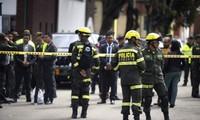 Colombia identifica a un sospechoso del atentado con bomba en Bogotá
