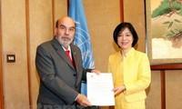 Vietnam se reafirma como socio de la Organización de la ONU para la Agricultura y la Alimentación