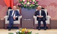 Vietnam y Bélgica estrechan lazos