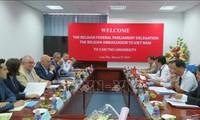 Parlamento de Bélgica impulsa cooperación con ciudad survietnamita