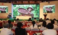 Conferencia sobre el desarrollo de la industria de café de Vietnam