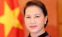 Jefa del Parlamento de Vietnam inicia gira por Marruecos, Francia y Qatar