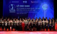 Reconocen las empresas turísticas más destacadas de Vietnam en 2018