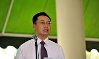 Embajador de Vietnam en Federación de San Cristóbal y Nieves presenta cartas credenciales