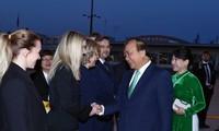 Premier de Vietnam concluye gira por Rumania y República Checa