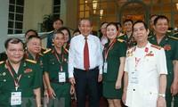 Destacan contribución de veteranos vietnamitas en desarrollo económico
