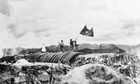 La victoria de la batalla de Dien Bien Phu, un acontecimiento histórico de Vietnam y Francia
