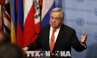 Advierte secretario general de la ONU sobre fallido intento de reducir el calentamiento del planeta