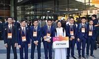 Estudiantes vietnamitas triunfan en Olimpiada Asiática de Física