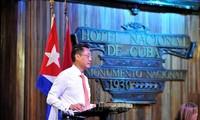 Empresas de Vietnam buscan oportunidades en mercado cubano