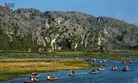 La magnífica belleza de la Reserva Natural de Van Long