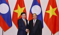 Vietnam y Laos por avanzar en comercio