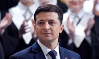 Presidente de Ucrania visitará Alemania y Francia