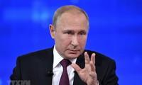 Rusia lista para dialogar con Ucrania