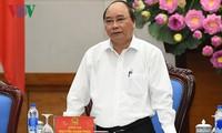 Premier de Vietnam pide crear más condiciones al movimiento emprendedor