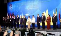 Presidente de Vietnam envía felicitaciones al titular de la AIPA